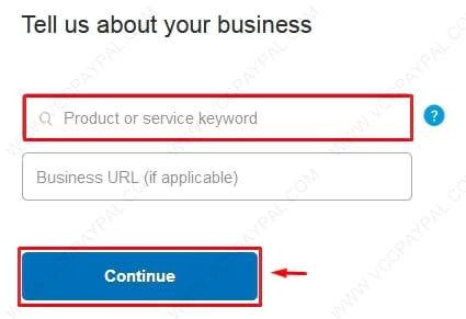 Cara upgrade dari akun paypal premier ke akun paypal business