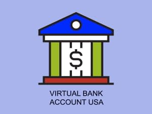 Virtual Bank Account (VBA) Paypal USA