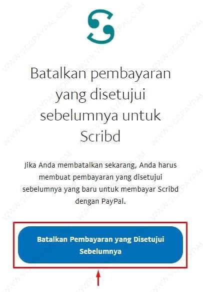 Apa itu Preapproved Payment / Pembayaran yang disetujui sebelumnya dan bagaimana cara menonaktifkan nya