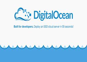 Kupon $50 Digital Ocean