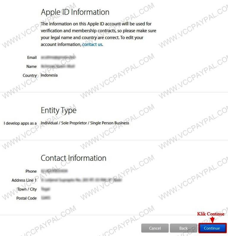 Tutorial-Memasukan-VCC-Apple-Developer-4